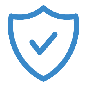 Safety Shield Icon